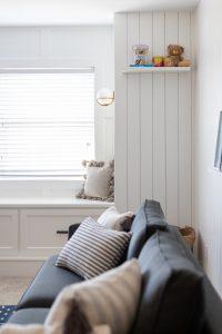 Modern and Casual Playroom Decor