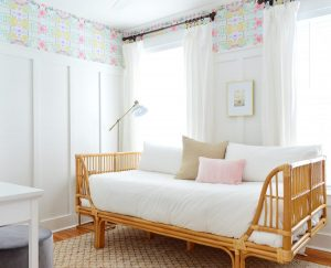 A Beach House Middle Bedroom Update: It's DONE!
