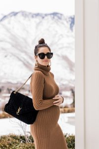 Cozy Date Night Out... - Rach Parcell