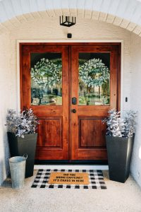 A Smart and Modern Entryway Renovation